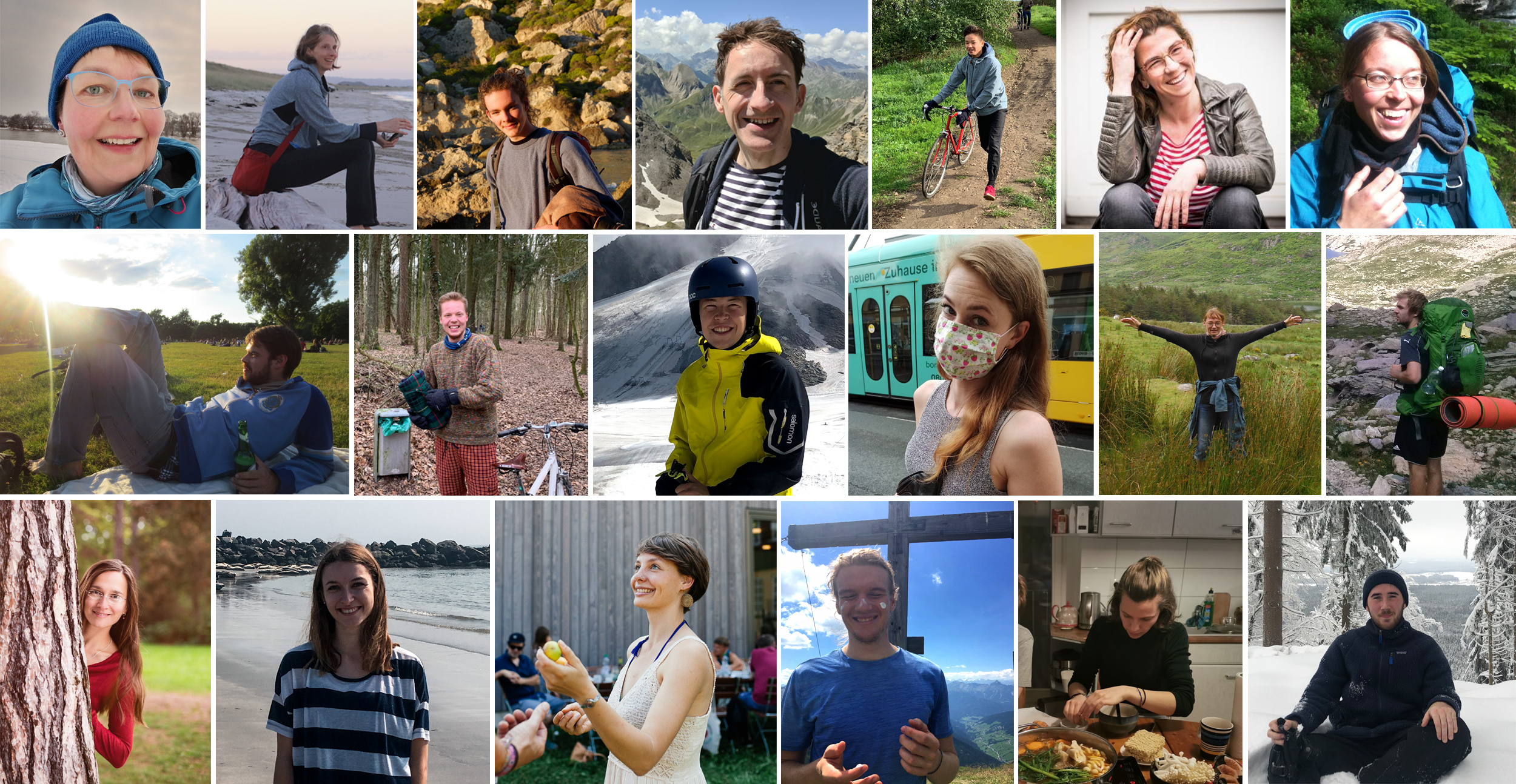 Collage Team Dresden