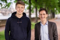 Moritz Piepel und Christoph Röllig